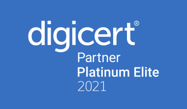 DigiCert Certified Partner Platinum Elite